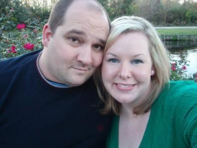 Ian and Allison